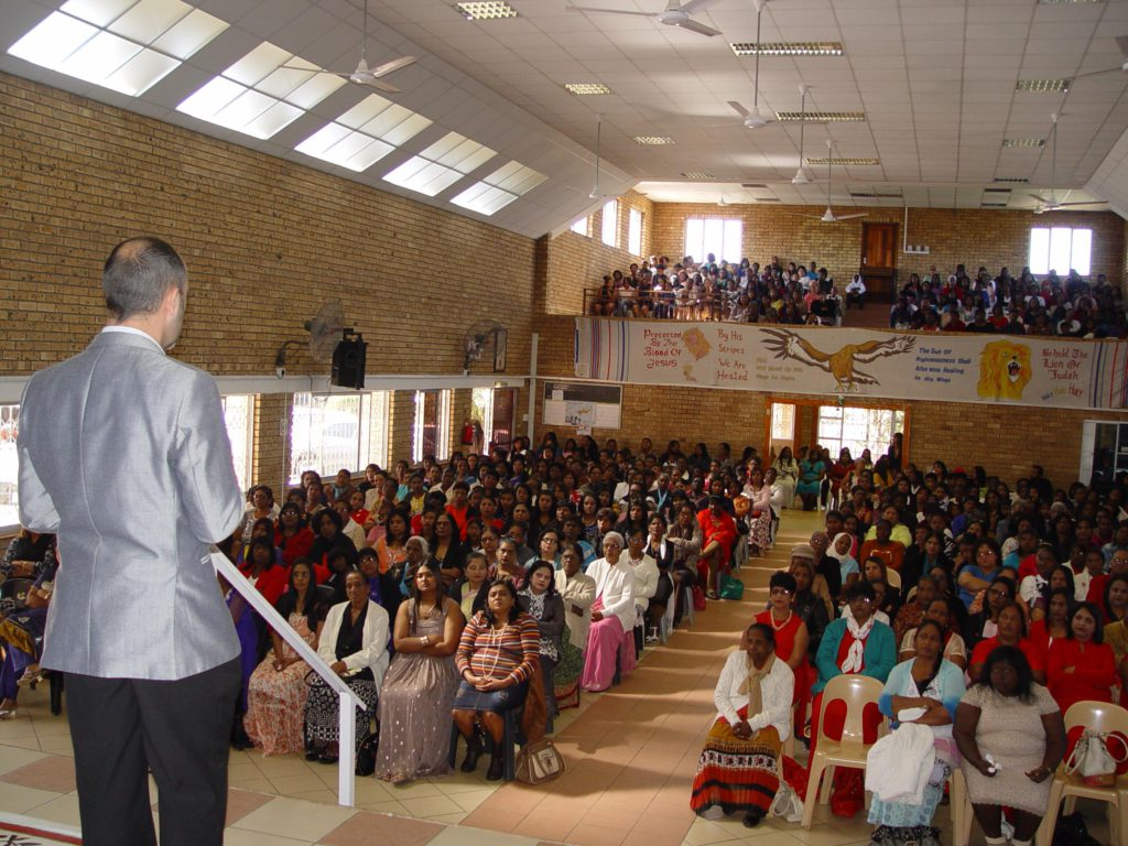 The Conference in Stanger on Woman's Day