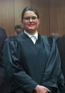 Advocate Julie-Anne Harwood