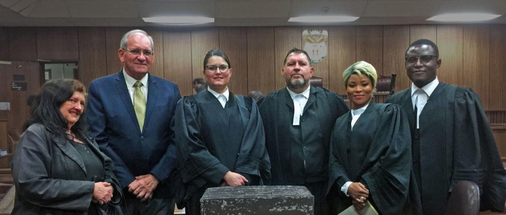 DFL's legal team